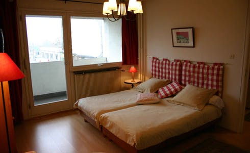 Apartment for rent from 19 Jan 2018 (Rue Contades, Schiltigheim)