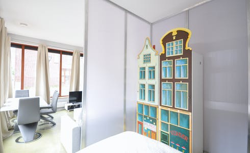 Apartment for rent from 27 Feb 2018  (Vlinderstraat, Rotterdam)
