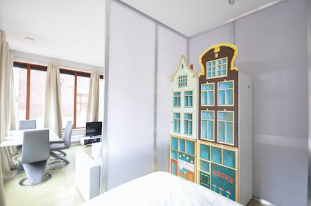 Apartment for rent from 27 May 2018 (Vlinderstraat, Rotterdam)
