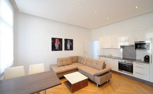 Apartment for rent from 03 Oct 2018 (Tanbruckgasse, Vienna)