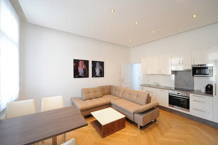 Apartment for rent from 29 Oct 2019 (Tanbruckgasse, Vienna)