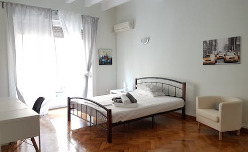 Room for rent from 01 Feb 2018  (Trias, Athina)
