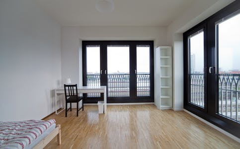 Private room for rent from 01 Dec 2019 (Erika-Mann-Straße, Munich)