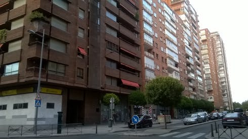 Room for rent from 01 Jan 2019 (Calle Estadio, Valladolid)
