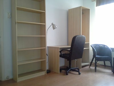 Room for rent from 25 Dec 2017 till 31 Jul 2018 (Oppert, Rotterdam)