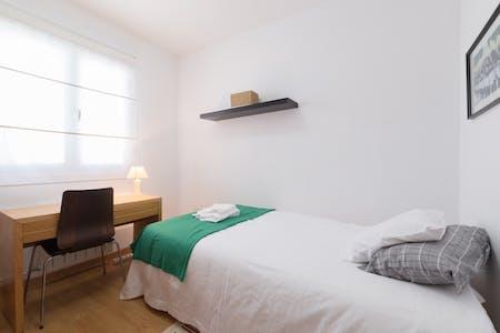 Apartamento de alquiler desde 01 jul. 2018  (Calle Antonia Ruiz Soro, Madrid)
