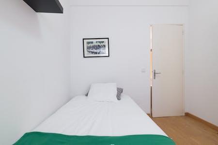 Wohnung zur Miete ab 01 Juni 2020 (Calle Antonia Ruiz Soro, Madrid)