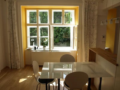 Apartment for rent from 17 Mar 2018 till 18 Sep 2018 (Friedmanngasse, Vienna)
