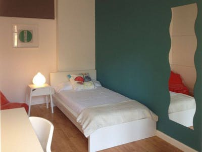 Private room for rent from 15 Dec 2019 (Plaza Alonso Martínez, Madrid)
