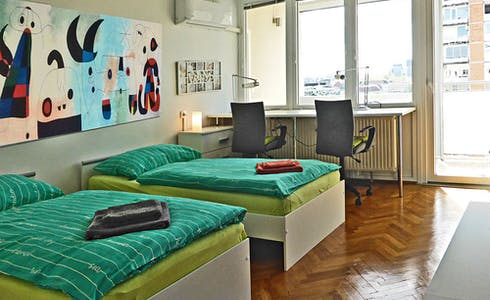 Apartment for rent from 12 Jul 2018 (Ilirska ulica, Ljubljana)