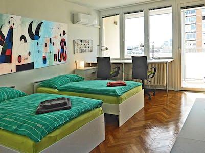 整套公寓租从01 7月 2018 (Ilirska ulica, Ljubljana)