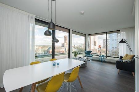 Stanza privata in affitto a partire dal 22 gen 2020 (Groenendaal, Rotterdam)