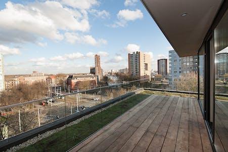 Stanza privata in affitto a partire dal 16 Jul 2020 (Groenendaal, Rotterdam)