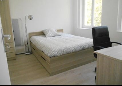 Room for rent from 19 Jul 2018 (Boulevard Victor Hugo, Lille)
