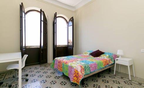 Quarto para alugar desde 01 jul 2018 (Avenida de la Constitución, Granada)