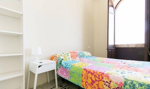 Private room for rent from 01 Feb 2020 (Avenida de la Constitución, Granada)