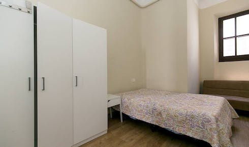 Private room for rent from 01 Jul 2020 (Avenida de la Constitución, Granada)