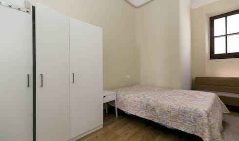Zimmer zur Miete von 24 Sept. 2017  (Avenida de la Constitución, Granada)
