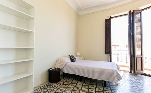 Quarto para alugar desde 06 fev 2018 (Avenida de la Constitución, Granada)