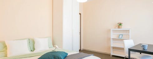 Room for rent from 01 Jan 2019 (Piazza Simone Bolivar, Milano)