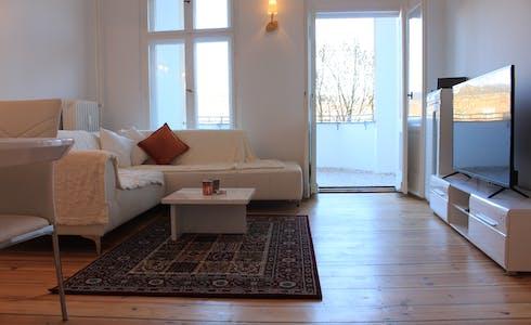 Apartment for rent from 10 Dec 2017 till 16 Dec 2018 (Bornstedter Straße, Berlin)