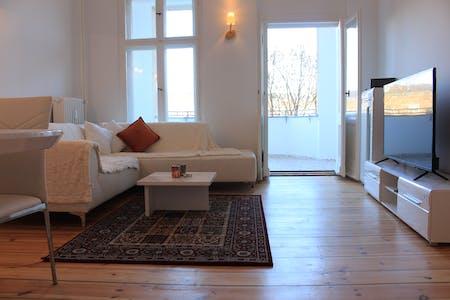 整套公寓租从15 12月 2018 (Bornstedter Straße, Berlin)