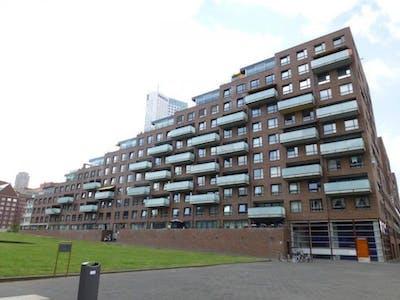 WG-Zimmer zur Miete ab 01 Juli 2020 (Helmersstraat, Rotterdam)