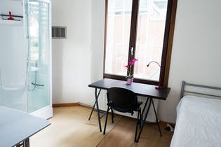 Private room for rent from 08 Jun 2019 (Rue Traversière, Saint-Josse-ten-Noode)