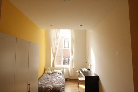 Appartement te huur vanaf 01 aug. 2018 (John Waterloo Wilsonstraat, Brussels)
