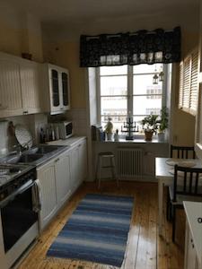 单人间租从19 1月 2019 (Hantverkargatan, Kungsholmen)