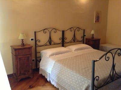 Private room for rent from 21 Jan 2019 (Via Cartolari, Perugia)