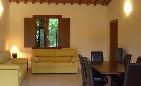 Appartement te huur vanaf 16 mrt. 2018 (Via Fiorentina, Siena)