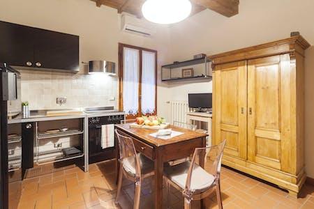 Apartment for rent from 28 Jan 2020 (Via Dante Alighieri, Florence)