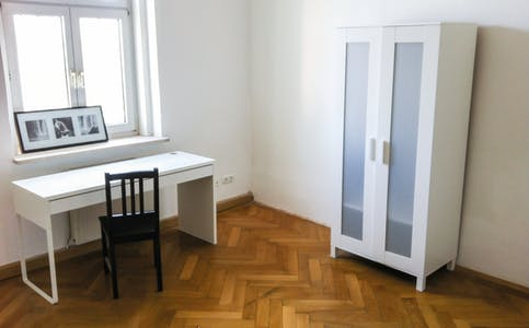Private room for rent from 01 Feb 2020 (Fallstraße, Munich)