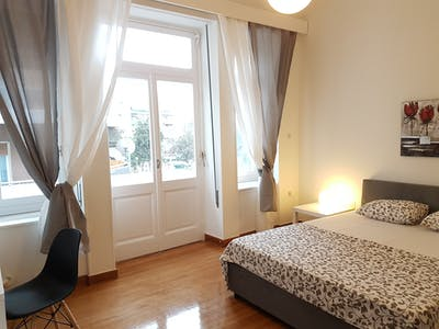 Private room for rent from 15 Sep 2020 (Iakinthou, Athens)