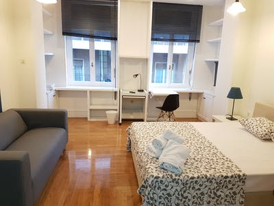 Private room for rent from 16 Feb 2019 (Iakinthou, Athens)