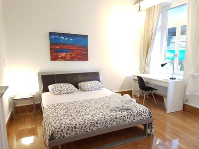 Private room for rent from 15 Feb 2019 (Iakinthou, Athens)