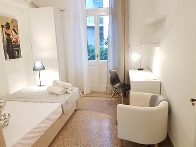 Private room for rent from 10 Sep 2019 (Iakinthou, Athens)