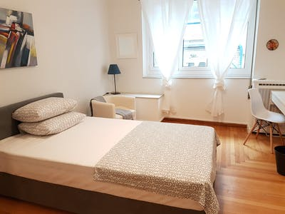 Private room for rent from 15 Sep 2020 (Kipselis, Athens)
