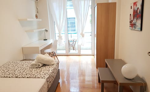 Room for rent from 01 Feb 2018  (Kipselis, Athina)