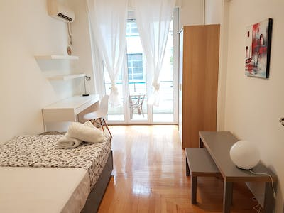 Room for rent from 01 Sep 2017  (Kipselis, Athina)
