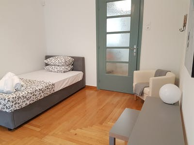 Private room for rent from 11 Sep 2019 (Kipselis, Athina)
