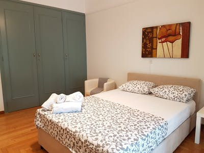 Private room for rent from 16 Feb 2021 (Kipselis, Athens)