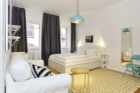 Apartment for rent from 01 Mar 2019 (Stargarder Straße, Berlin)