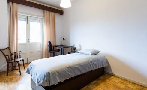 Quarto para alugar desde 01 jul 2018 (Rua de Diogo Cão, Porto)