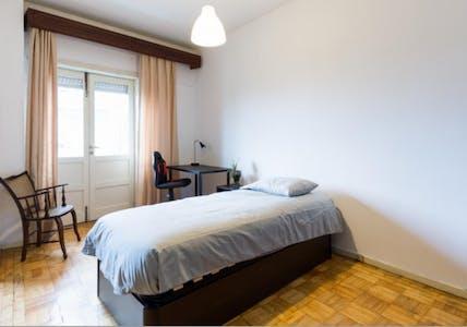 Privé kamer te huur vanaf 01 jul. 2019 (Rua de Diogo Cão, Porto)