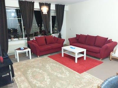 Apartamento para alugar desde 02 jul 2018 (Arthur van Schendelplein, Delft)