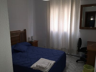 Room for rent from 01 Nov 2018 (Calle Diego de Almaguer, Málaga)