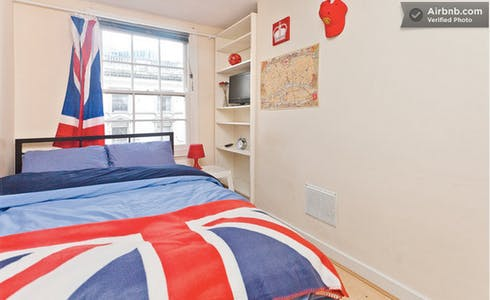 Room for rent from 22 Mar 2018 (Caledonian Road, London)