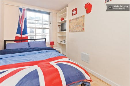Private room for rent from 24 Aug 2019 (Caledonian Road, London)